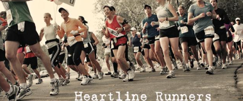 Heartline:  running for a cause!
