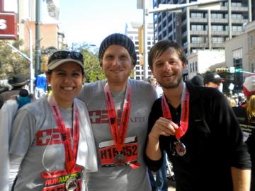 starting to train for my 4th 1/2 marathon