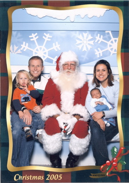 Here's how we don't do Santa.