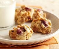 Cranberry Crunch Cookies