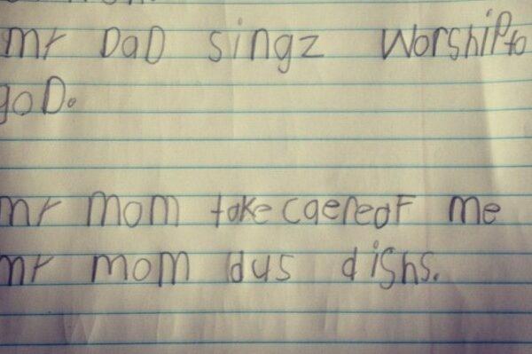 Dad vs Mom jobs