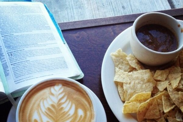 Getting back into God's word