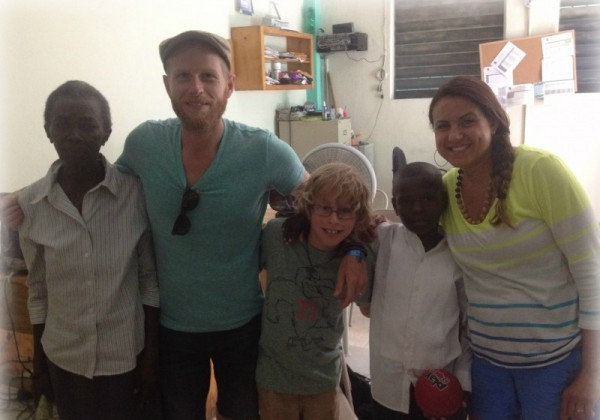 Going back to Haiti and looking for healing