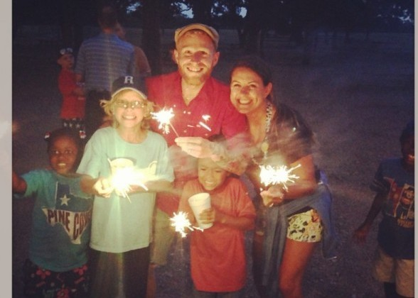 Pine Cove Family Camp 2013 = huge success!