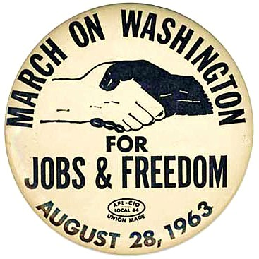 Why the March on Washington matters to me