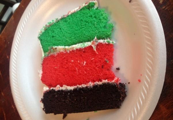 Happy Birthday Jesus cake