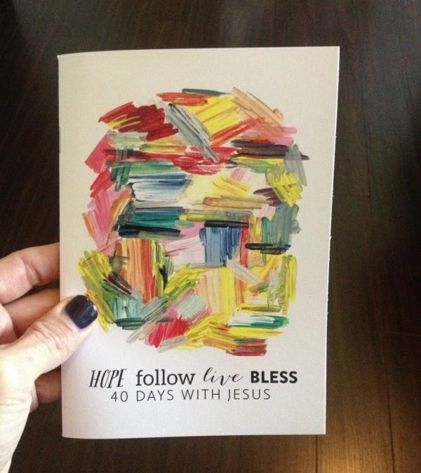 Friday Finds:  Lent journal, cheap Jewelry & new bible study