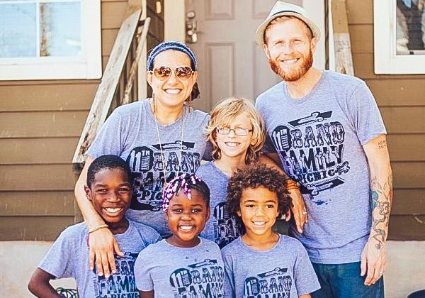 IVEY FAMILY ADOPTION DOCUMENTARY