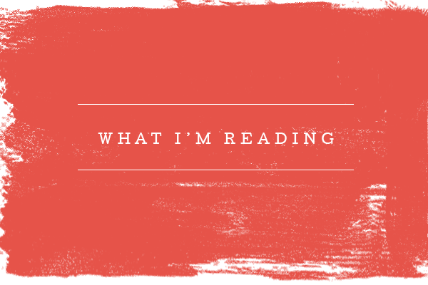 Books I read // March 2015