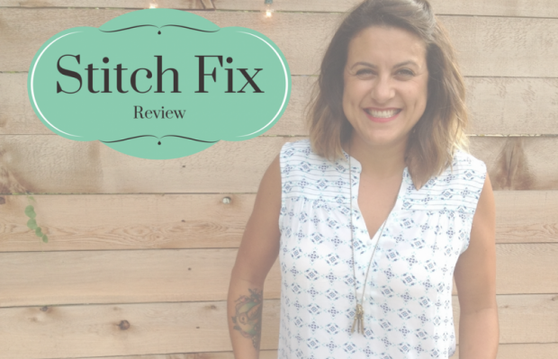 Stitch Fix Review #16 + Maternity Clothes!