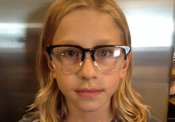New glasses for Cayden – Help us pick!