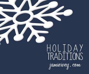 Holiday Traditions: Wynne Elder