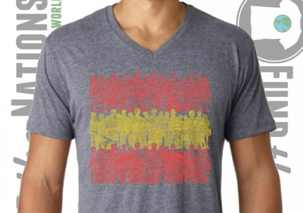 Shirts for Sale benefitting The 100 People Network