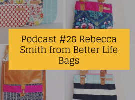 Podcast #26 Rebecca Smith from Better