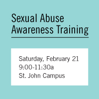 Sexual Abuse Awareness Training