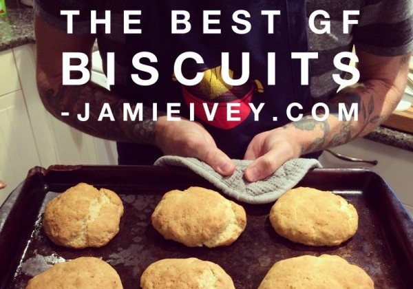 The best gluten free biscuits ever