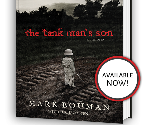 Memoirs are my favorite // The Tank Man's Son