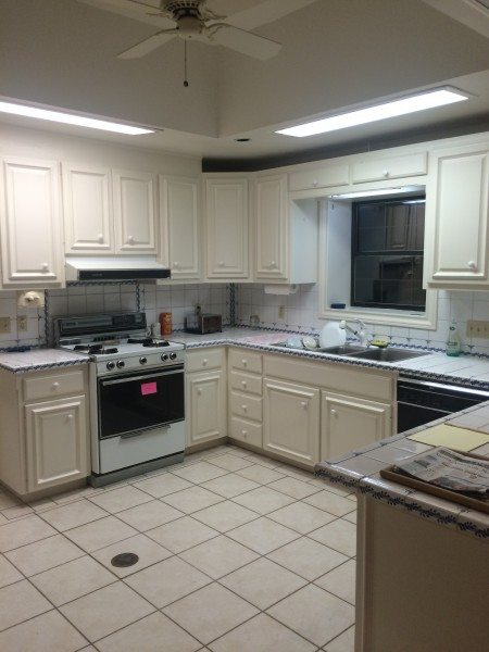 We bought a house + before pics