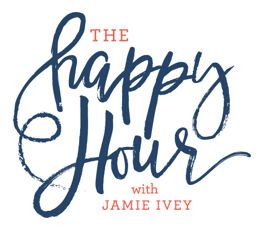 Image result for happy hour Jamie Ivey