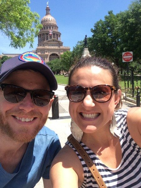 Austin Staycation