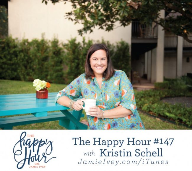 My guest for The Happy Hour #143 is Angie Smith. Angie is married to Todd  Smith, ...