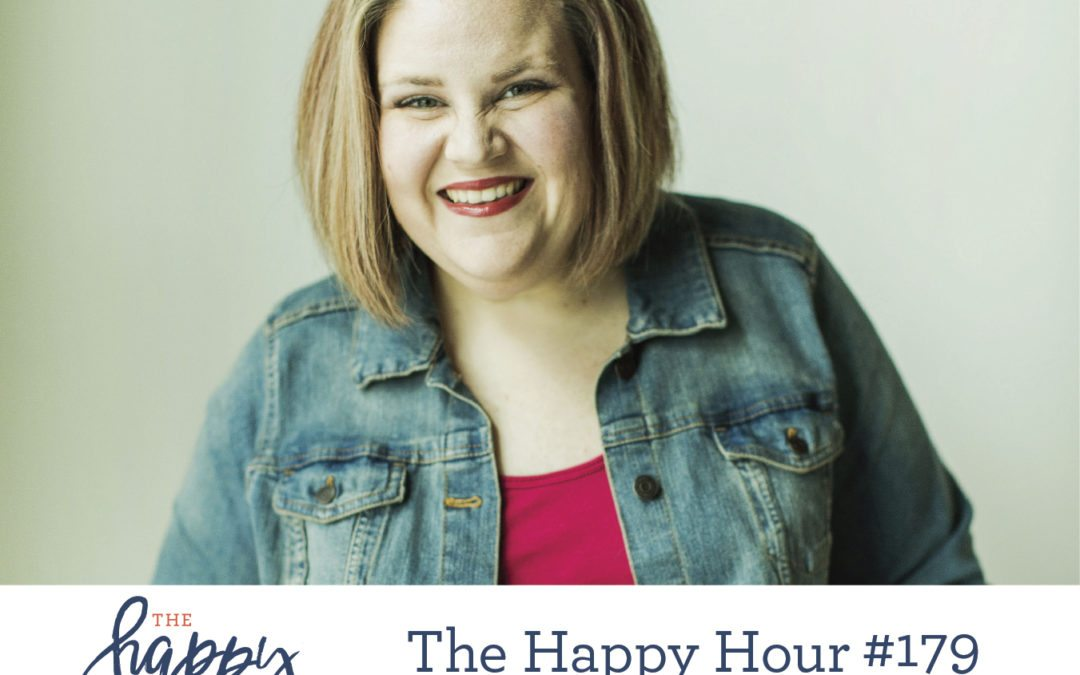 The Happy Hour # 179: Candace Payne