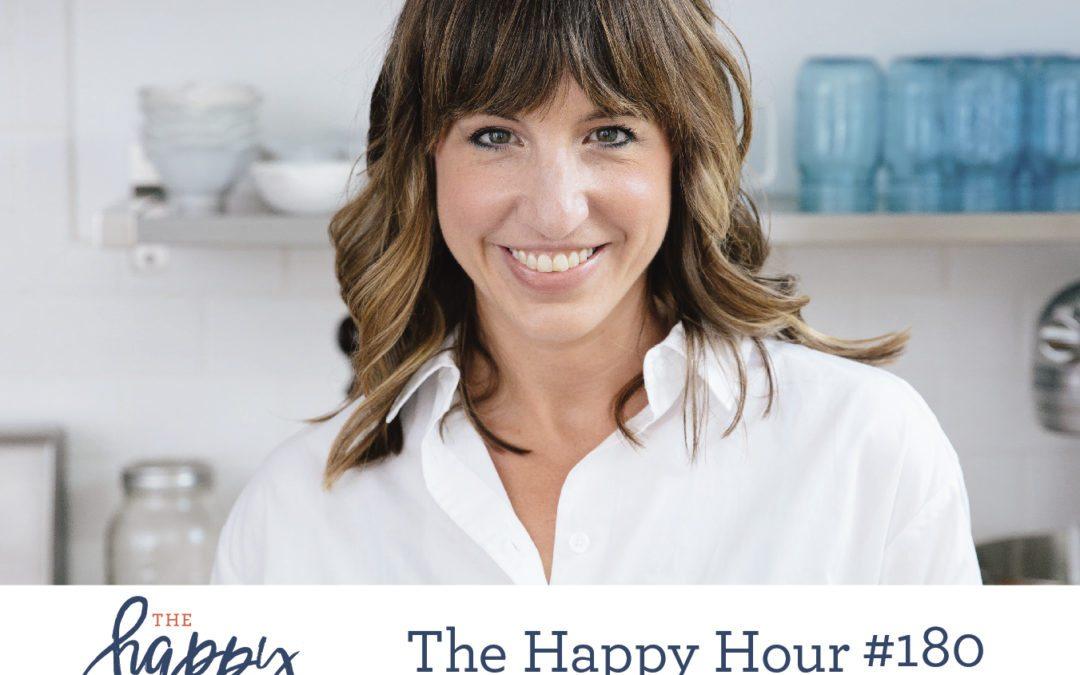 The Happy Hour #180: Sonja Overhiser