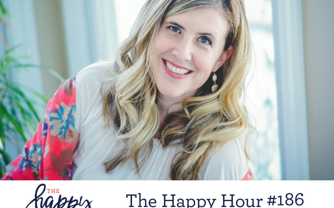 The Happy Hour #186: Carrie Rozema