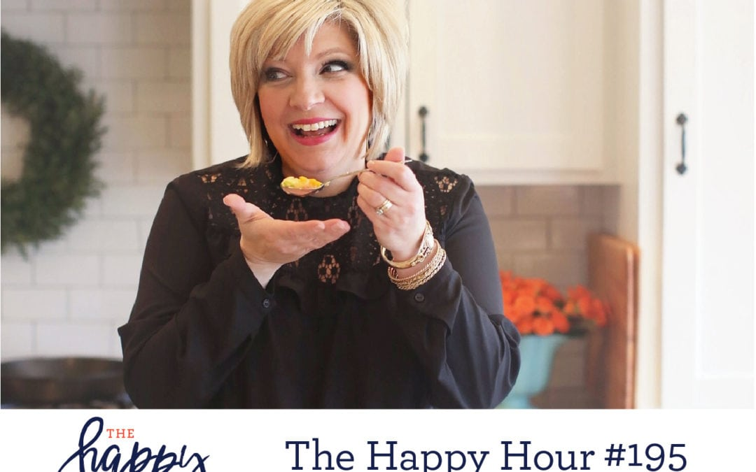 The Happy Hour # 195: Amy Hannon