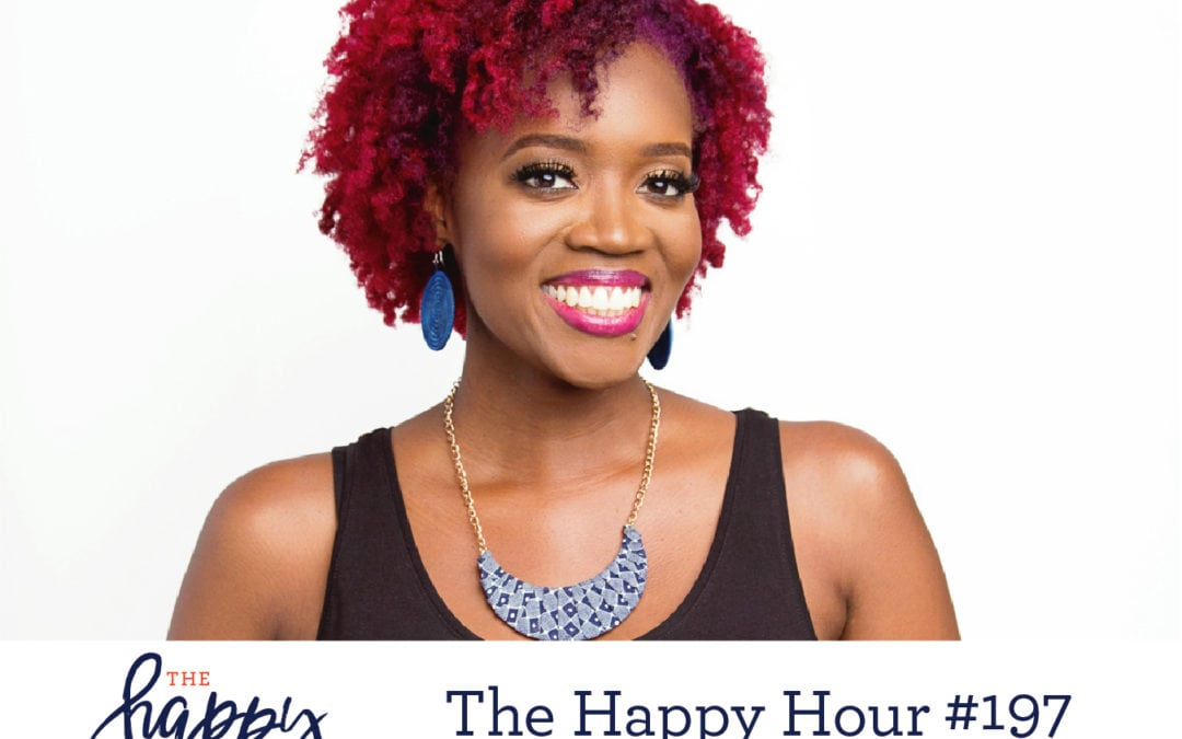 The Happy Hour #197: Amena Brown