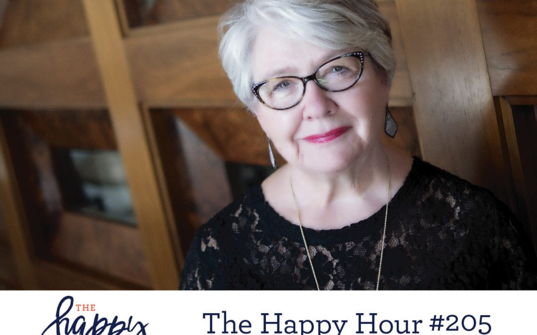 The Happy Hour #205: Suzanne Stabile
