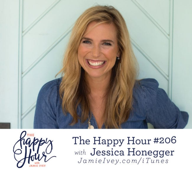 The happy hour with jamie ivey podcast republic my guest for the happy hour 206 is jessica honegger jessica is an award winning social entrepreneur with a passion for catalyzing others to step outside fandeluxe Gallery