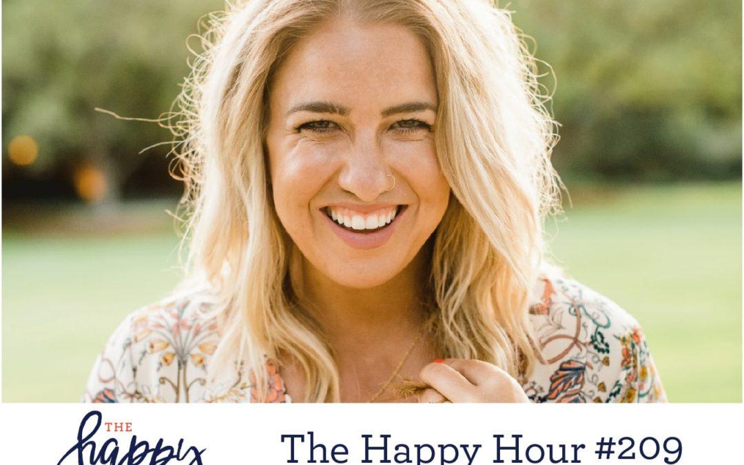 The Happy Hour #209: Jenna Kutcher