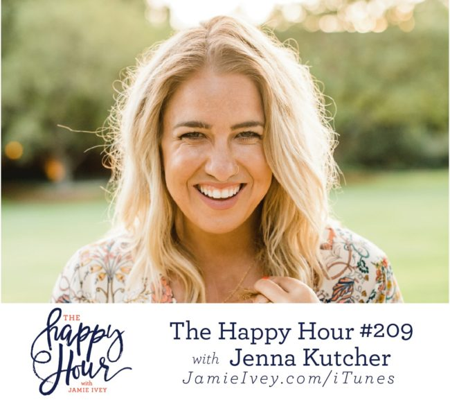 The happy hour with jamie ivey podcast republic my guest for the happy hour 209 is jenna kutcher jenna walked away from her corporate office job with nothing more than a camera from craigslist and fandeluxe Gallery