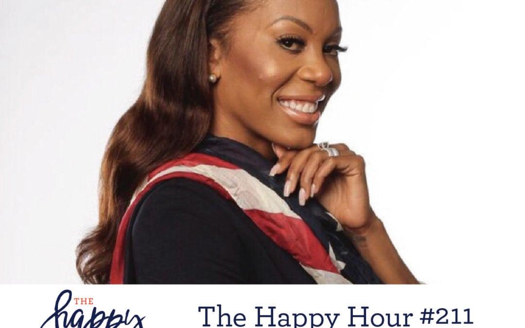 The Happy Hour #211: Sanya Richards-Ross