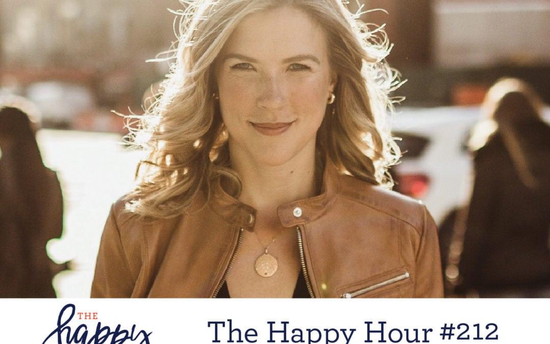 The Happy Hour #212:  Nicole Zasowski