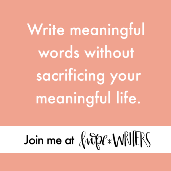 Looking for a writing community?
