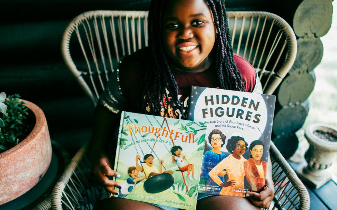 Black History Month: kids books