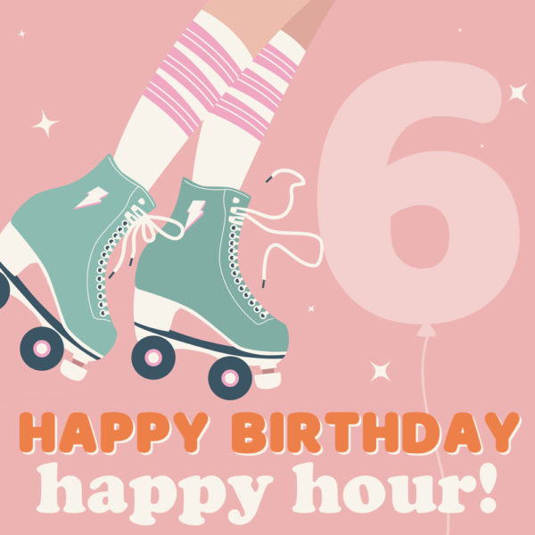 The Happy Hour Birthday Shareable