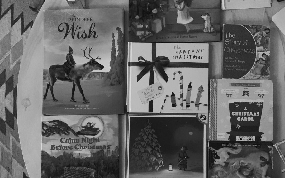 Our Favorite Christmas Books