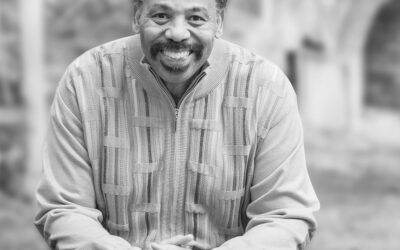 The Happy Hour #357: Dr. Tony Evans