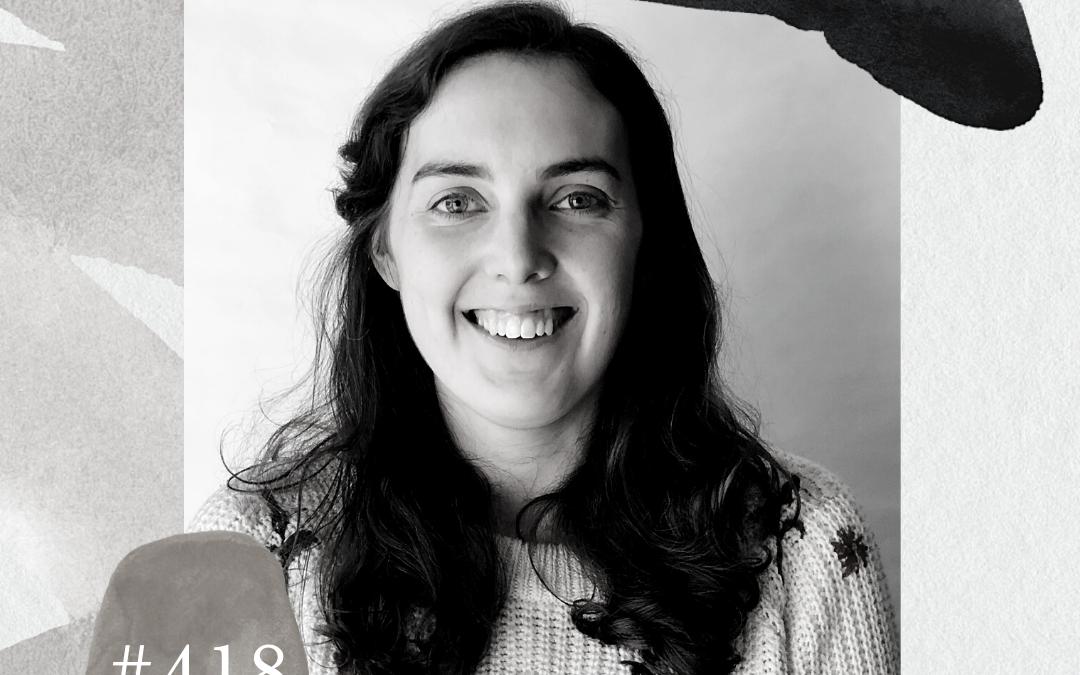 The Happy Hour #418: Rachel Jones